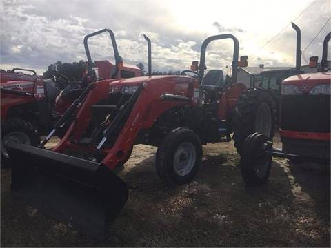 2017 Massey-Ferguson 2604H for sale at Vehicle Network, LLC - Barnes Equipment in Sims NC