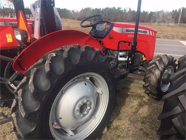 2017 Massey-Ferguson 2604H for sale at Vehicle Network, LLC - Barnes Equipment in Sims NC