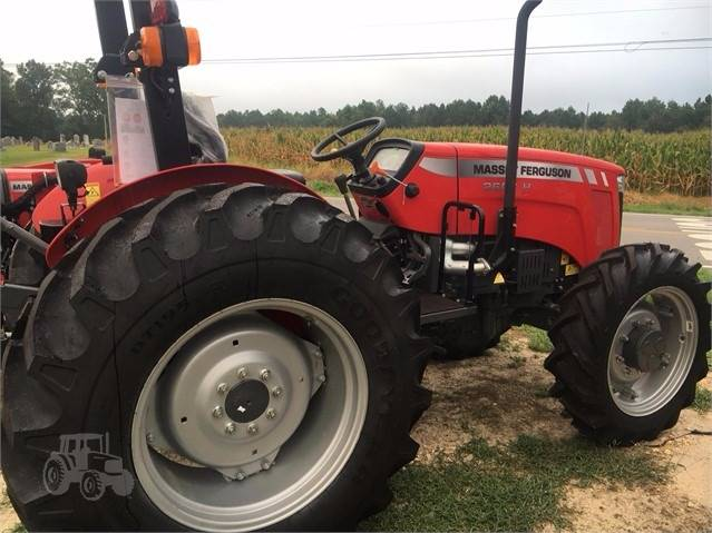 2017 Massey-Ferguson 2607H for sale at Vehicle Network, LLC - Barnes Equipment in Sims NC