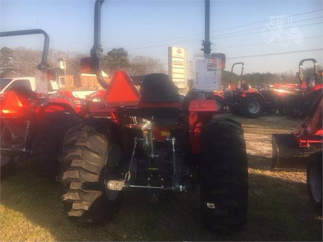 2017 Massey-Ferguson 2705E for sale at Vehicle Network, LLC - Barnes Equipment in Sims NC