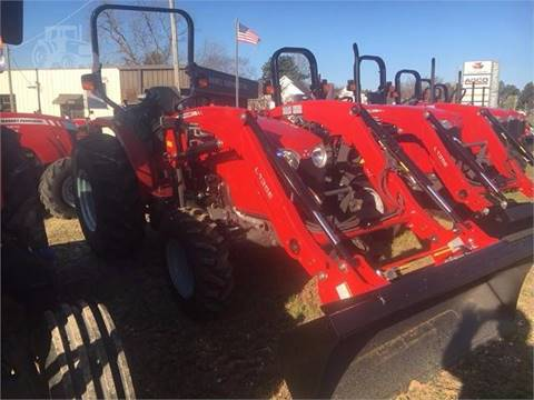 2017 Massey-Ferguson 2706E for sale at Vehicle Network, LLC - Barnes Equipment in Sims NC
