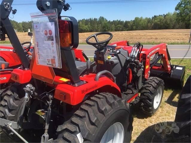 2017 Massey-Ferguson 1526 for sale at Vehicle Network, LLC - Barnes Equipment in Sims NC