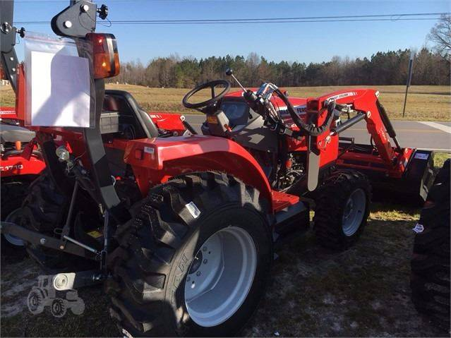 2017 Massey-Ferguson 1726E for sale at Vehicle Network, LLC - Barnes Equipment in Sims NC