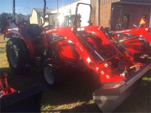 2017 Massey-Ferguson 1736 for sale at Vehicle Network, LLC - Barnes Equipment in Sims NC