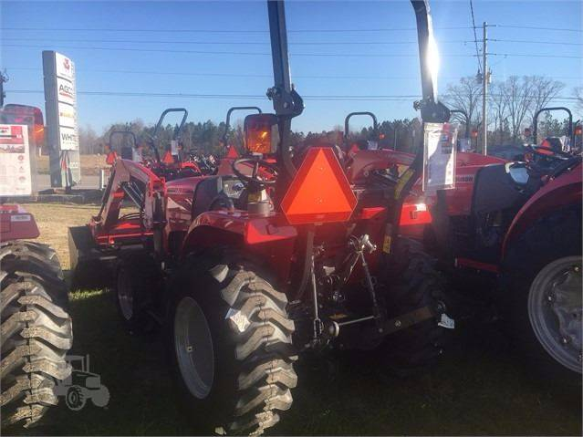 2017 Massey-Ferguson 1739E for sale at Vehicle Network, LLC - Barnes Equipment in Sims NC