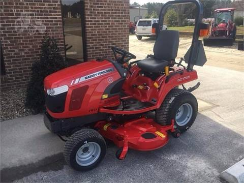 2017 Massey-Ferguson GC1705 for sale at Vehicle Network, LLC - Barnes Equipment in Sims NC