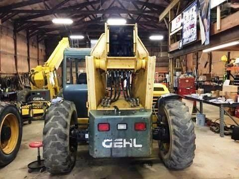 2006 Gehl DL 10H-55 for sale at Vehicle Network, LLC - Ironworks Trading Corporation in Norfolk VA