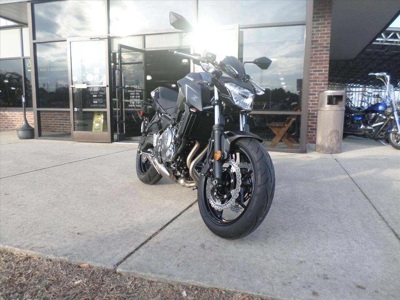 2017 Kawasaki Z650 for sale at Vehicle Network, LLC - Ron Ayers Motorsports in Greenville NC