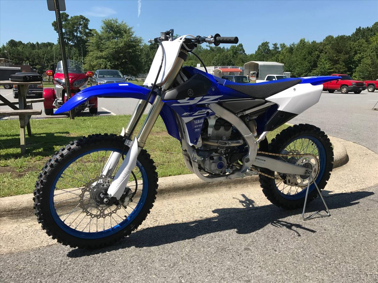 2018 Yamaha YZ250F for sale at Vehicle Network, LLC - Ron Ayers Motorsports in Greenville NC