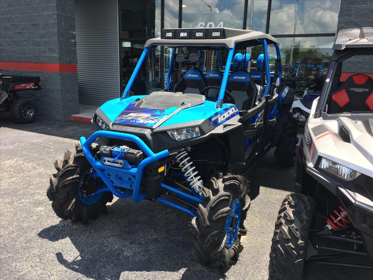 2017 Polaris RZR XP 4 1000 EPS High Lifter  for sale at Vehicle Network, LLC - Performance East, INC. in Goldsboro NC