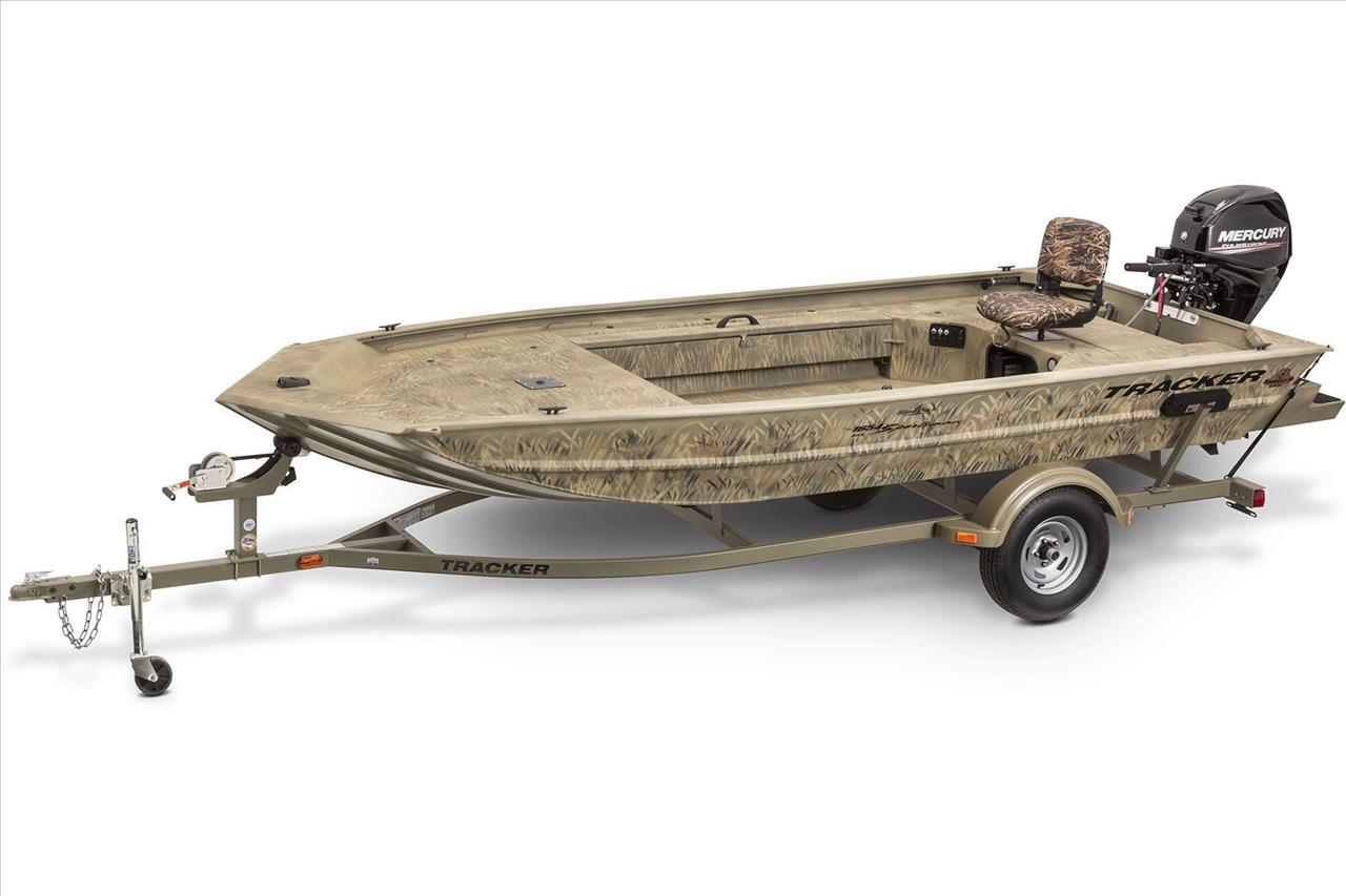 2015 Tracker Grizzly 1654 Sportsman for sale at Vehicle Network, LLC - Performance East, INC. in Goldsboro NC
