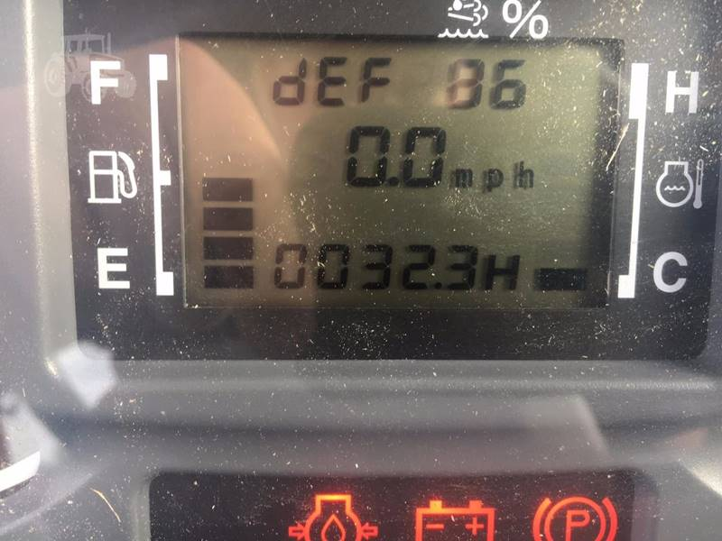 2015 MASSEY-FERGUSON 4610M for sale at Vehicle Network, LLC - Barnes Equipment in Sims NC