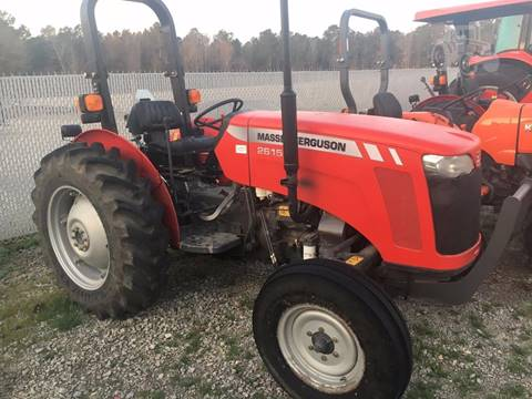 2012 MASSEY-FERGUSON 2615 for sale at Vehicle Network, LLC - Barnes Equipment in Sims NC