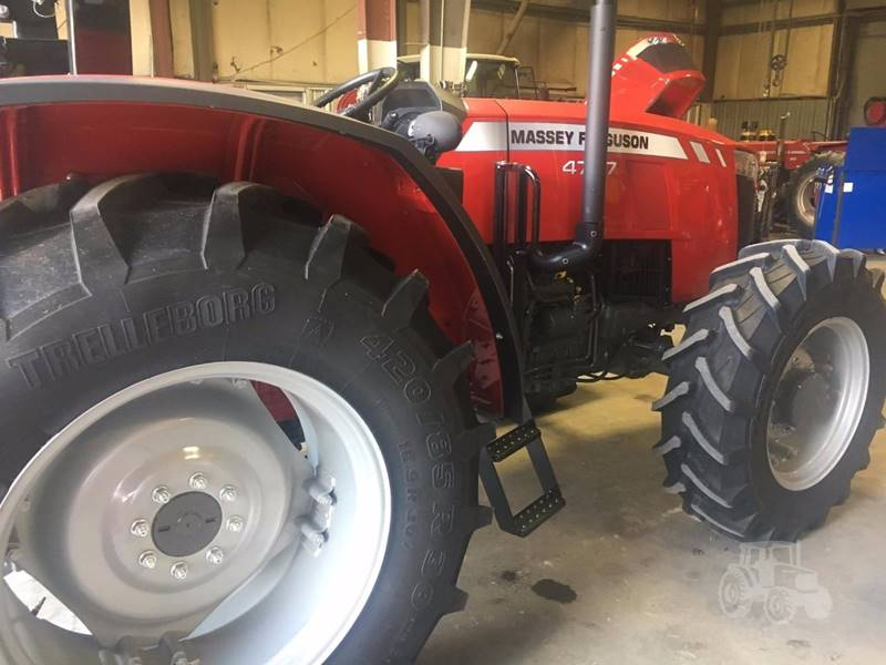 2017 Massey-Ferguson 4707 for sale at Vehicle Network, LLC - Barnes Equipment in Sims NC