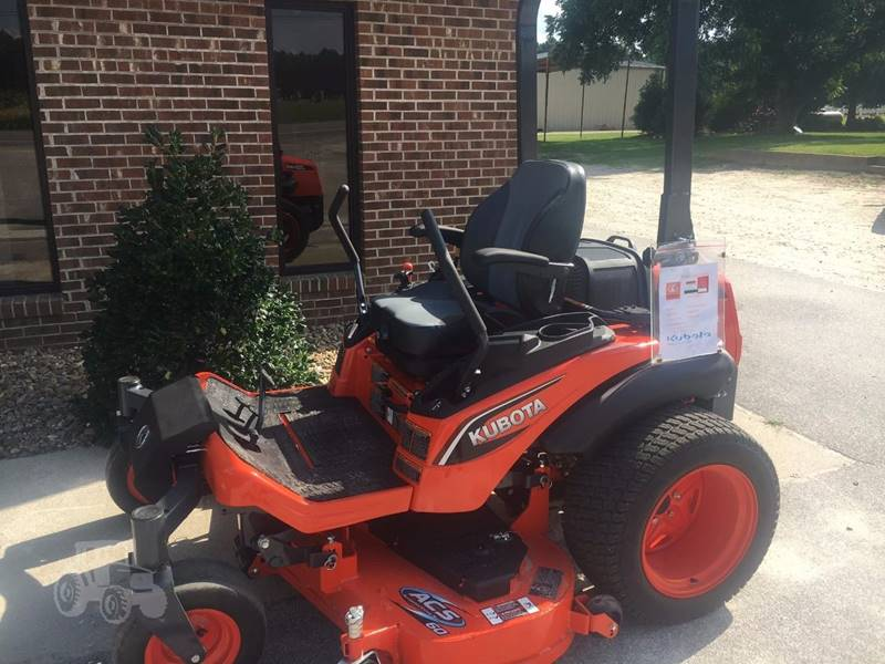 2017 Kubota ZD1211 for sale at Vehicle Network, LLC - Barnes Equipment in Sims NC