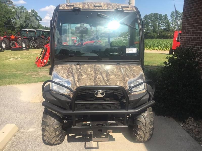 2017 Kubota RTVX1100CR for sale at Vehicle Network, LLC - Barnes Equipment in Sims NC