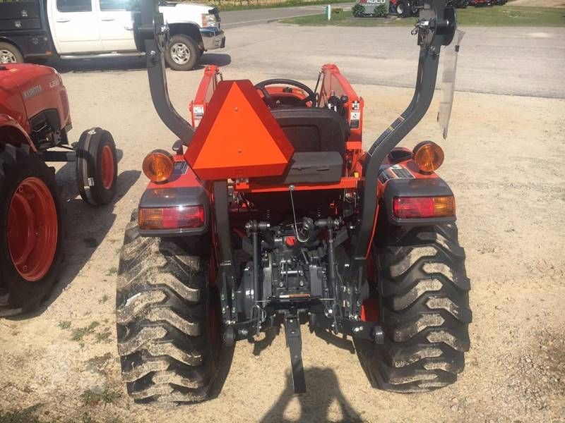 2017 Kubota L3301HST for sale at Vehicle Network, LLC - Barnes Equipment in Sims NC