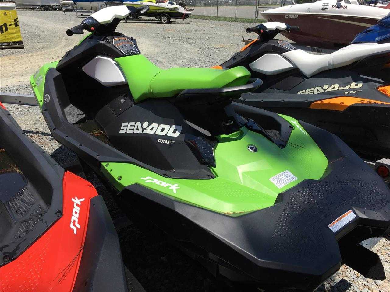 2016 Sea-Doo Spark 3up 900 H.O. ACE w/ iBR  for sale at Vehicle Network, LLC - Performance East, INC. in Goldsboro NC