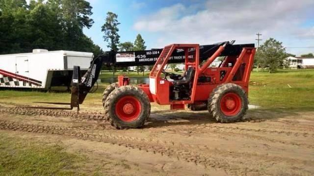 1995 Terex SS 636 for sale at Vehicle Network, LLC - Ironworks Trading Corporation in Norfolk VA