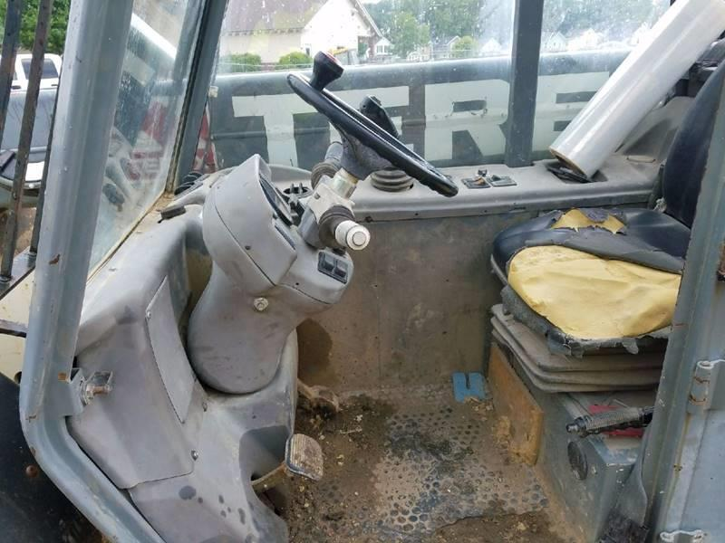 2002 Terex TX 51-19 for sale at Vehicle Network, LLC - Ironworks Trading Corporation in Norfolk VA