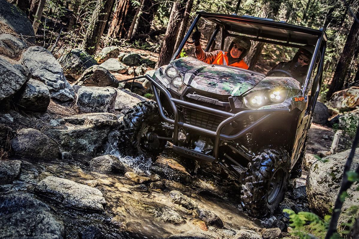 2017 Kawasaki Teryx4 Camo for sale at Vehicle Network, LLC - Ron Ayers Motorsports in Greenville NC