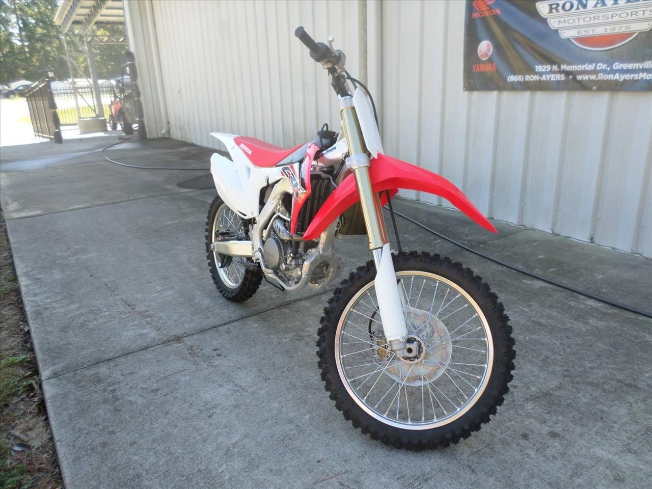 2017 Honda CRF250R for sale at Vehicle Network, LLC - Ron Ayers Motorsports in Greenville NC