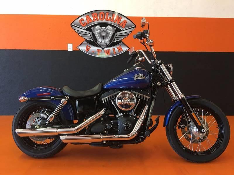 RPMWired.com car search / 2015 Harley Davidson FXDB SPORT BOB