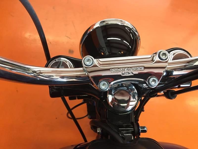 2015 Harley-Davidson FXDB SPORT BOB for sale at Vehicle Network, LLC - Carolina V-Twin in Greenville NC