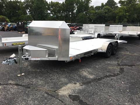2018 Aluma 8220 Tilt for sale at Vehicle Network, LLC - Performance East, INC. in Goldsboro NC