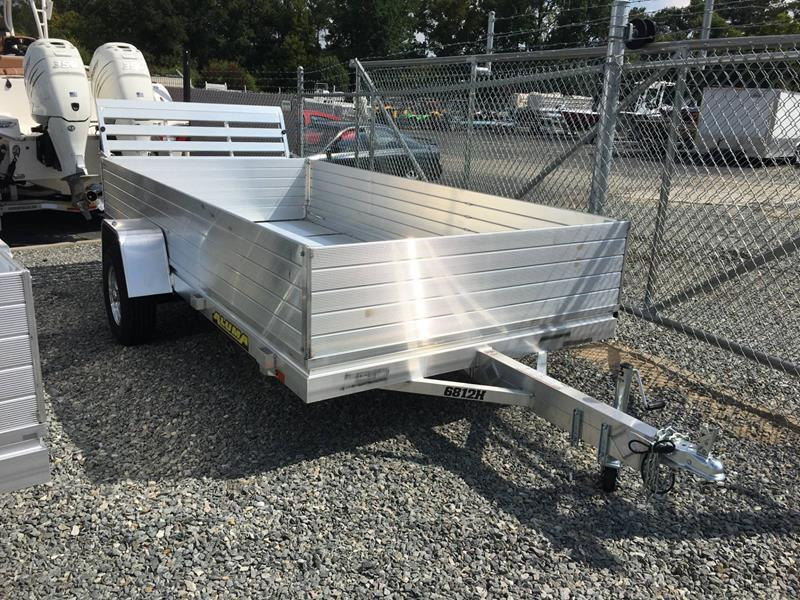 2018 Aluma 6812H for sale at Vehicle Network, LLC - Performance East, INC. in Goldsboro NC