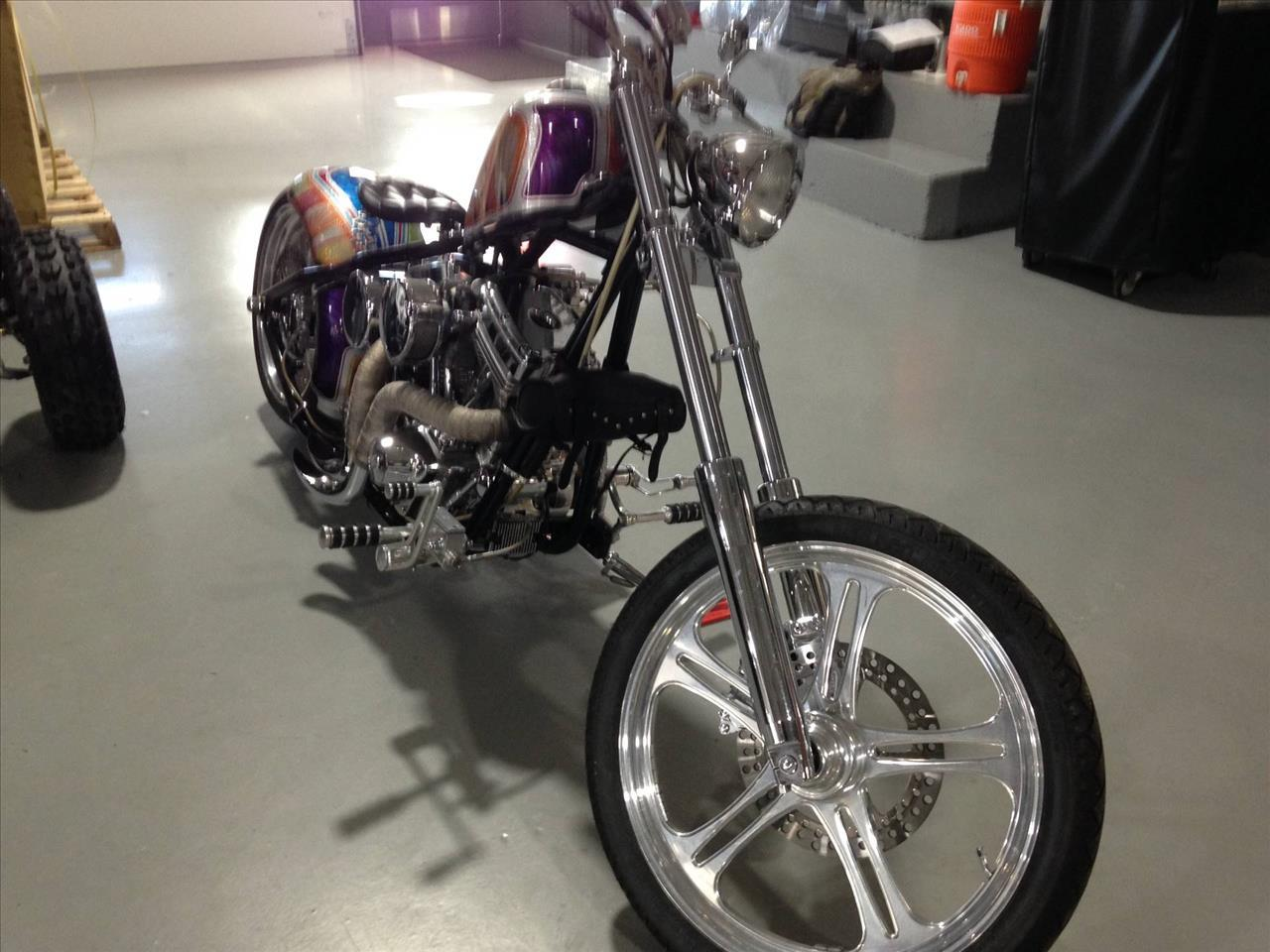 2008 SPCN CUSTOM MOTORCYCLE for sale at Vehicle Network, LLC - Performance East, INC. in Goldsboro NC