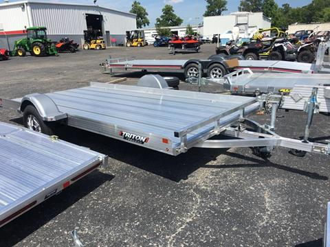 2018 Triton Trailers TILT 1482 for sale at Vehicle Network, LLC - Performance East, INC. in Goldsboro NC