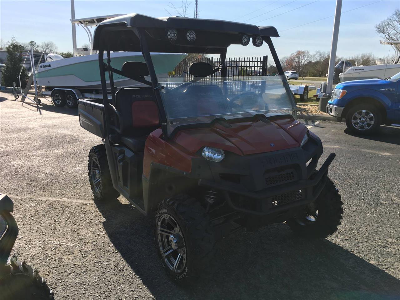 2010 Polaris Ranger 800 EFI XP® EPS for sale at Vehicle Network, LLC - Performance East, INC. in Goldsboro NC