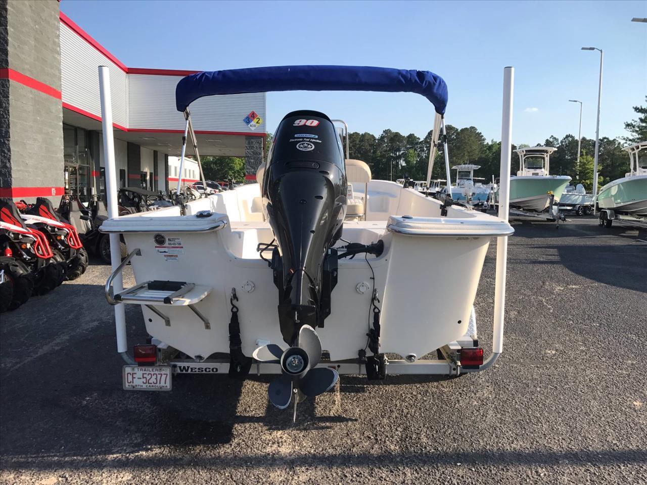 2015 Carolina Skiff 198 DLV for sale at Vehicle Network, LLC - Performance East, INC. in Goldsboro NC