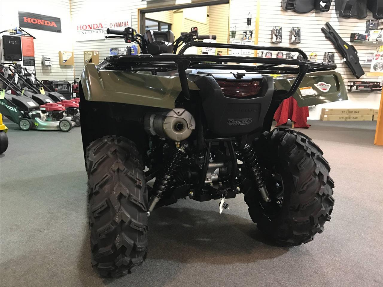 2017 Honda FourTrax Foreman Rubicon 4x4 D for sale at Vehicle Network, LLC - Ron Ayers Motorsports in Greenville NC