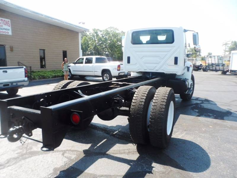 2007 International 4400 for sale at Vehicle Network, LLC - The Truck Connection in Albemarle NC