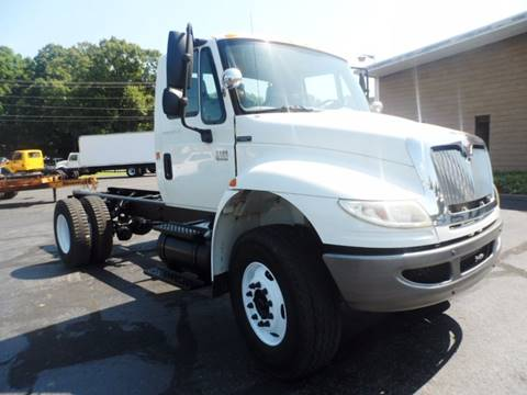 2007 International 4400 for sale in Albemarle, NC