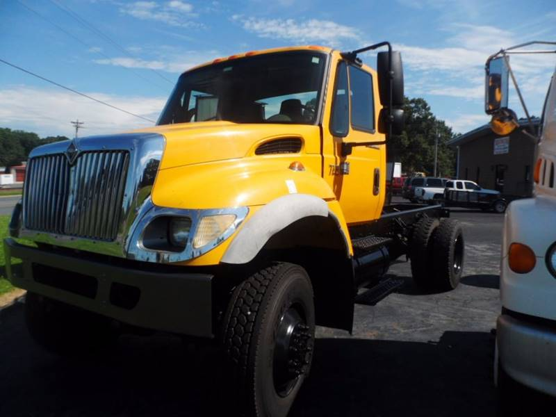 2006 International WORK HORSE 7300 for sale at Vehicle Network, LLC - The Truck Connection in Albemarle NC