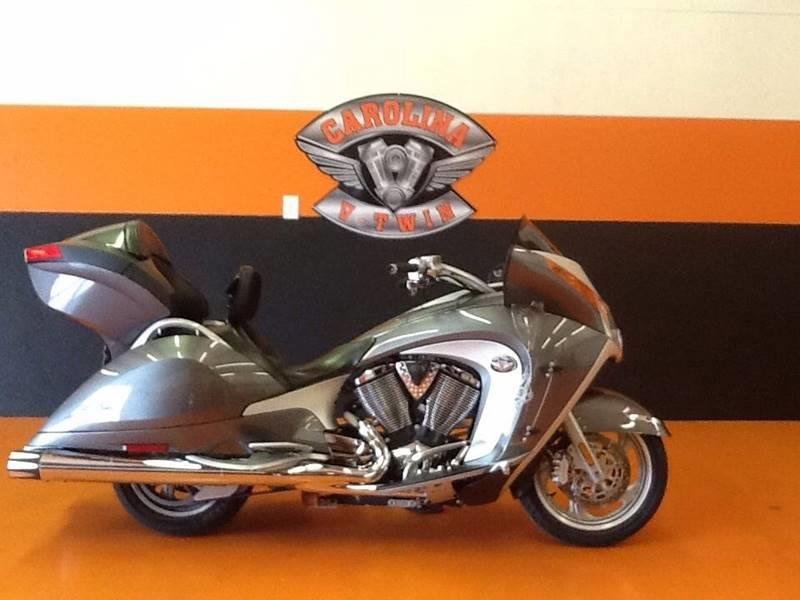 2008 Victory Motorcycles VISION TOURING for sale at Vehicle Network, LLC - Carolina V-Twin in Greenville NC