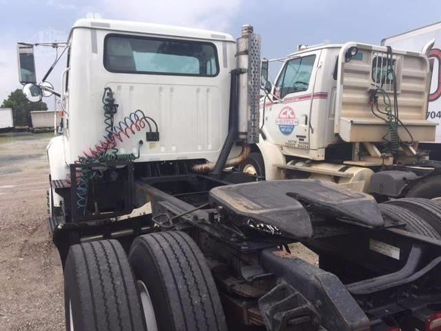 2001 International 8100 for sale at Vehicle Network, LLC - Phelps Truck Sales in Wilmington NC