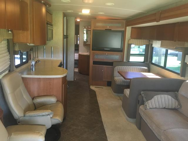 2008 Itasca Meridian 37H X LIN for sale at Vehicle Network, LLC - S & M Wheelestate Sales Inc in Princeton NC
