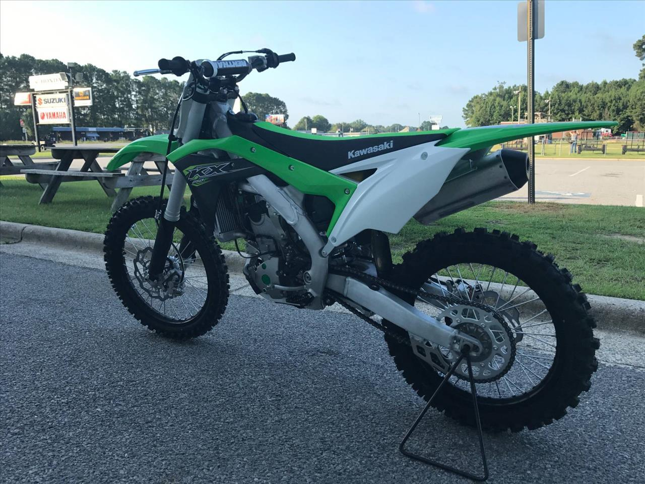 2018 Kawasaki KX250F for sale at Vehicle Network, LLC - Ron Ayers Motorsports in Greenville NC