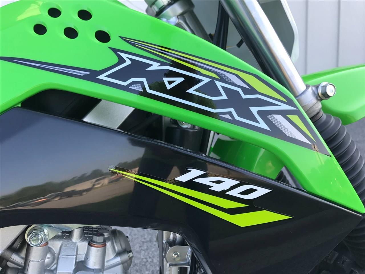 2018 Kawasaki KLX 140 for sale at Vehicle Network, LLC - Ron Ayers Motorsports in Greenville NC