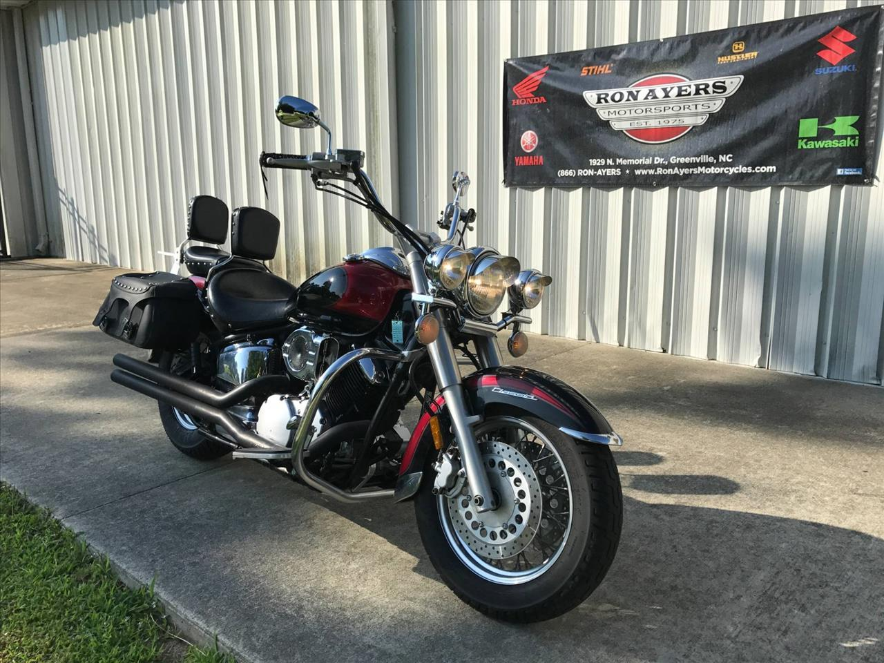 2002 Yamaha V-Star for sale at Vehicle Network, LLC - Ron Ayers Motorsports in Greenville NC
