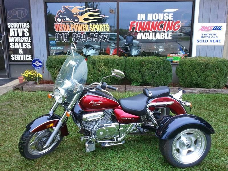 2009 Hyosung GV 250 Trike for sale at Vehicle Network, LLC - ULTRA POWER SPORTS in Raleigh NC