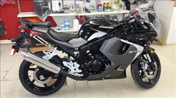 2016 Hyosung GT250R for sale at Vehicle Network, LLC - ULTRA POWER SPORTS in Raleigh NC