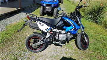 2016 Hyosung BD125-1 Enduro for sale at Vehicle Network, LLC - ULTRA POWER SPORTS in Raleigh NC