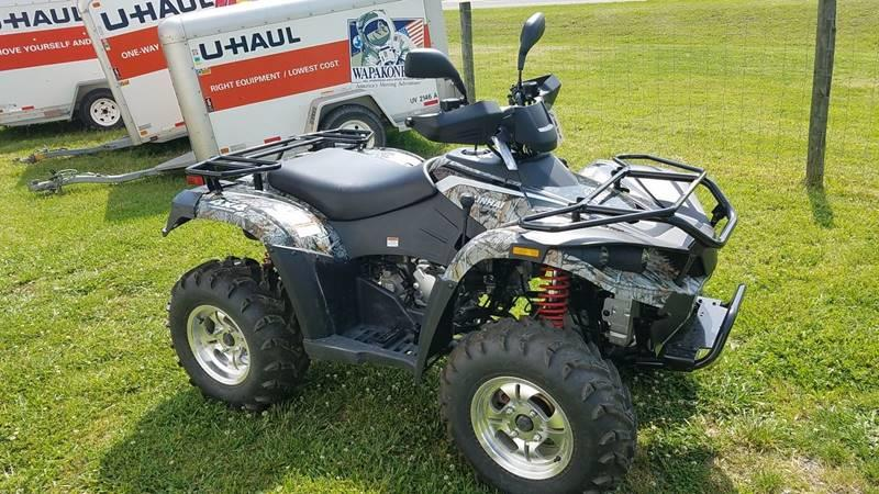 2015 Linhai LH400ATV- 2D for sale at Vehicle Network, LLC - ULTRA POWER SPORTS in Raleigh NC