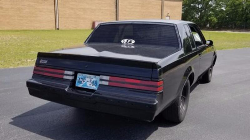 1987 Buick Grand National for sale at Vehicle Network, LLC - I-95 Muscle in Hope Mills NC