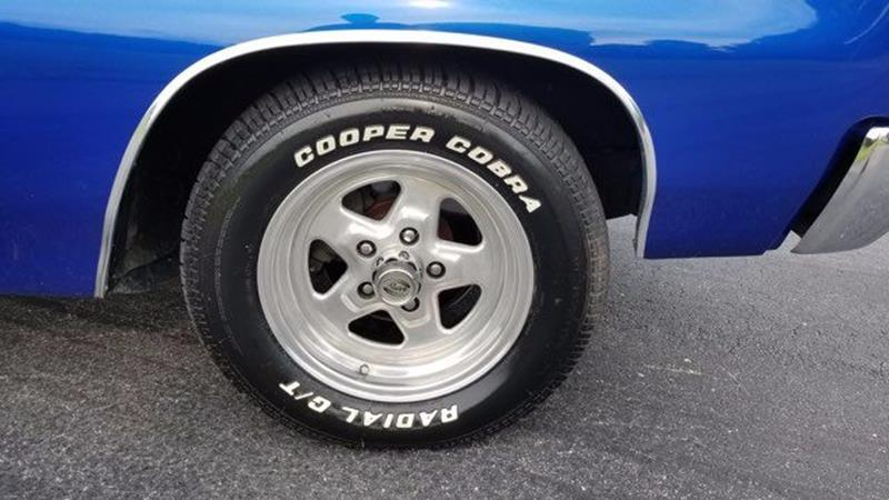 1971 Chevrolet Chevelle for sale at Vehicle Network, LLC - I-95 Muscle in Hope Mills NC